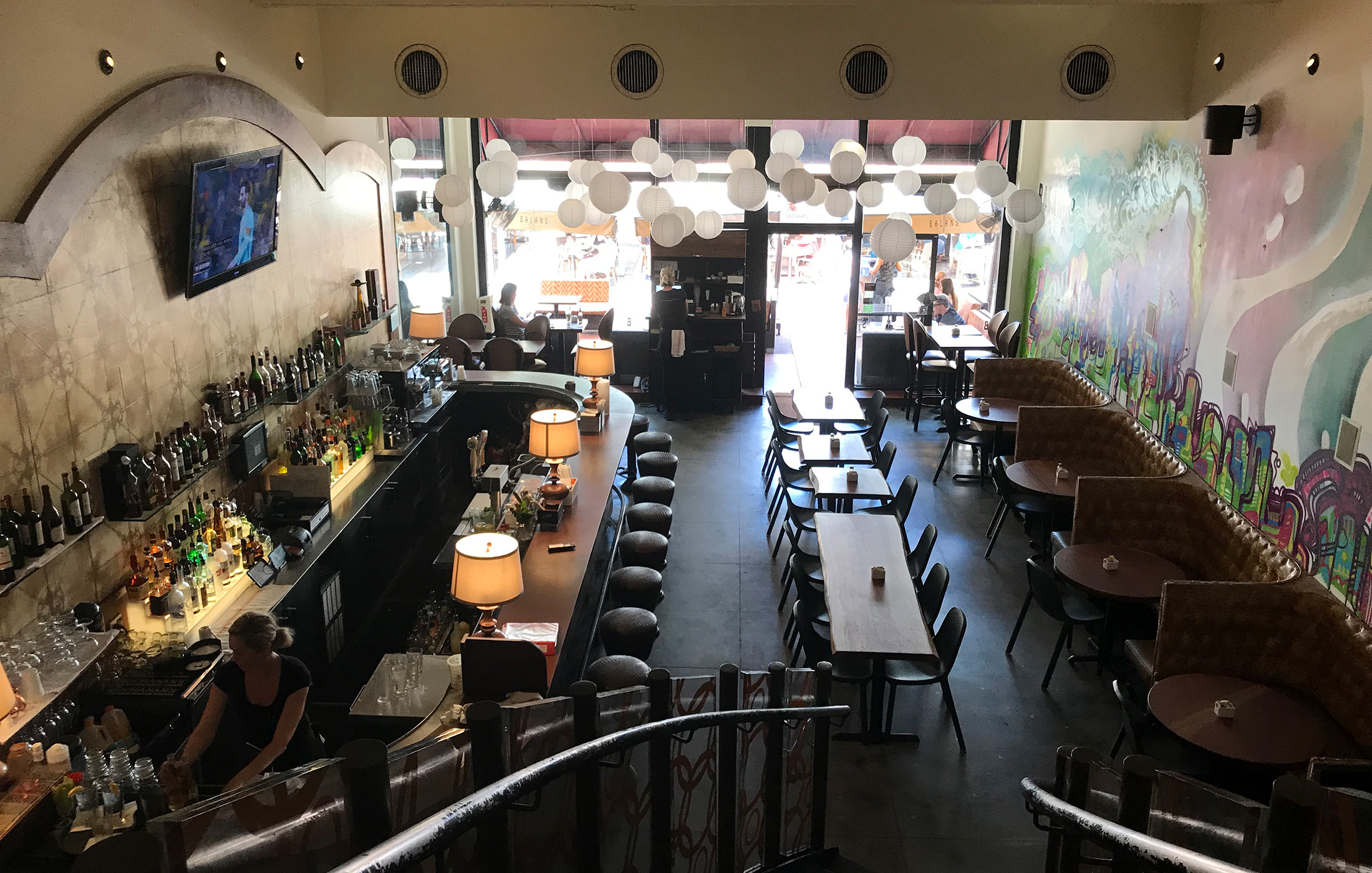 Lincoln Road BID restaurant